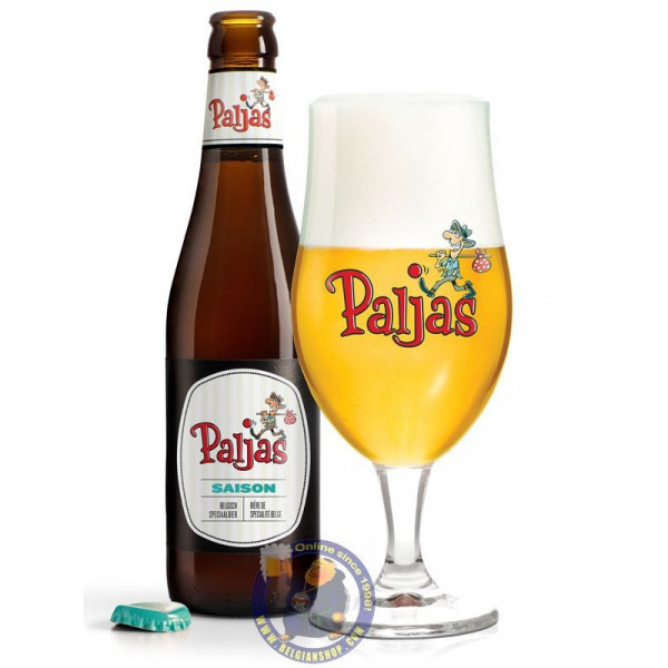 Buy-Achat-Purchase - Paljas Saison 6° - 1/3L - Season beers -
