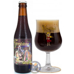 Buy-Achat-Purchase - Forestinne Gothika 7,5° - 1/3L - Special beers -