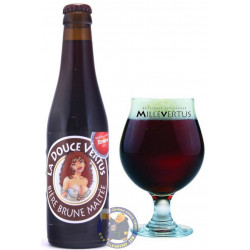 Buy-Achat-Purchase - Millevertus La Douce Vertus 7° - 1/3L - Special beers -
