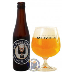 Buy-Achat-Purchase - Millevertus La Mère Vertus 9° - 1/3L - Special beers -