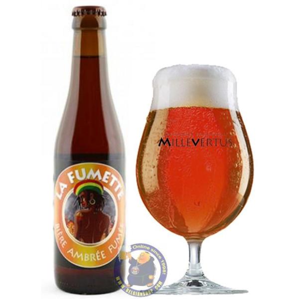 Buy-Achat-Purchase - Millevertus La Fumette 6.5° - 1/3L - Special beers -