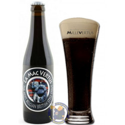 Buy-Achat-Purchase - Millevertus La Mac Vertus 4.8° - 1/3L - Special beers -