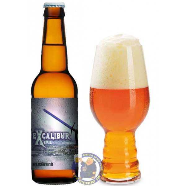 Buy-Achat-Purchase - eXcalibur IPA 6,5° - 1/3L  - Special beers -