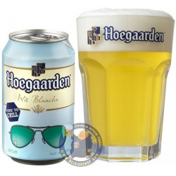 Hoegaarden White Can 4,9° - 33 cl - White beers -