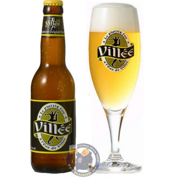 Buy-Achat-Purchase - La Villée 5,9° - 1/3L - White beers -