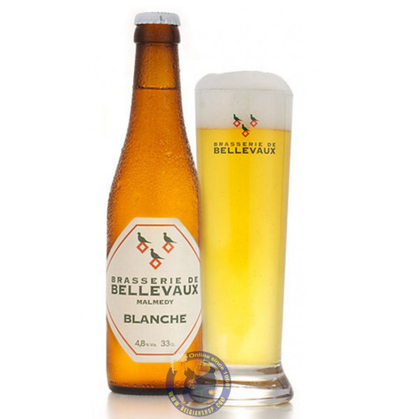 Buy-Achat-Purchase - Bellevaux Blanche 4,5°-1/3L  - White beers -
