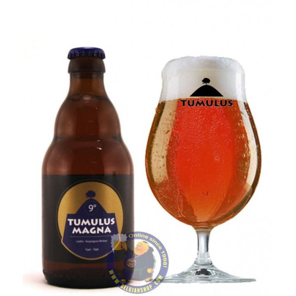 Buy-Achat-Purchase - De Kale Ridders Tumulus Magna 9° - 1/3L - Special beers -