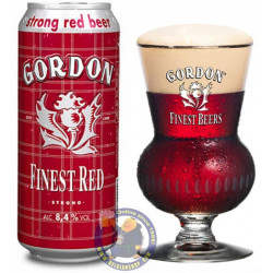 Gordon Finest Red 8.8-1/2L Can - Special beers -