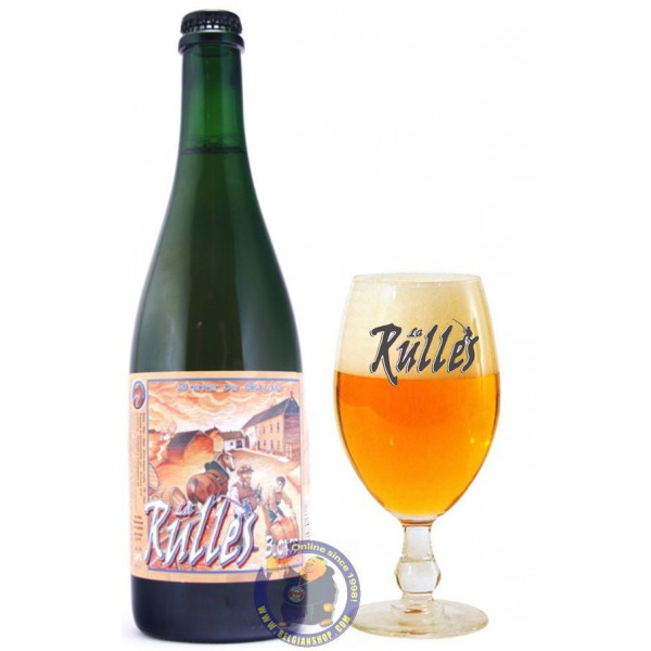 La Rulles Blond 7° - 3/4L - Special beers -