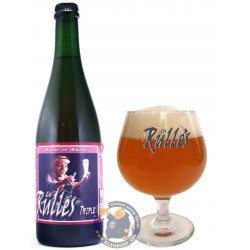 Buy-Achat-Purchase - La Rulles Triple 8.4° - 3/4L - Special beers -