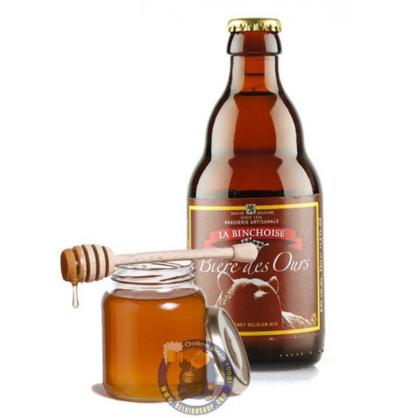Buy-Achat-Purchase - Bière des Ours 8.5°-1/3L - Special beers -