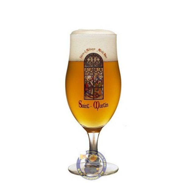 St Martin Glass - Glasses -