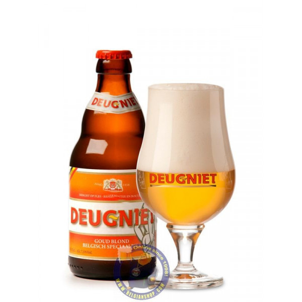 Buy-Achat-Purchase - Deugniet 7.3° - 1/3L - Abbey beers -