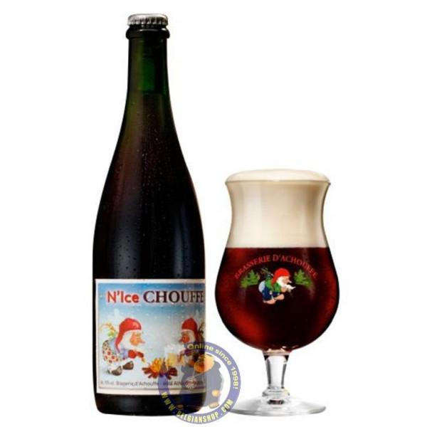 Chouffe N'Ice 10°-3/4L - Christmas Beers -