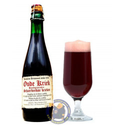 Buy-Achat-Purchase - Hanssens Oude Schaarbeekse Kriek 6° - 37.5cl - Geuze Lambic Fruits -