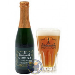 Gueuze Lindemans 4.5°-37,5 cl - Geuze Lambic Fruits -