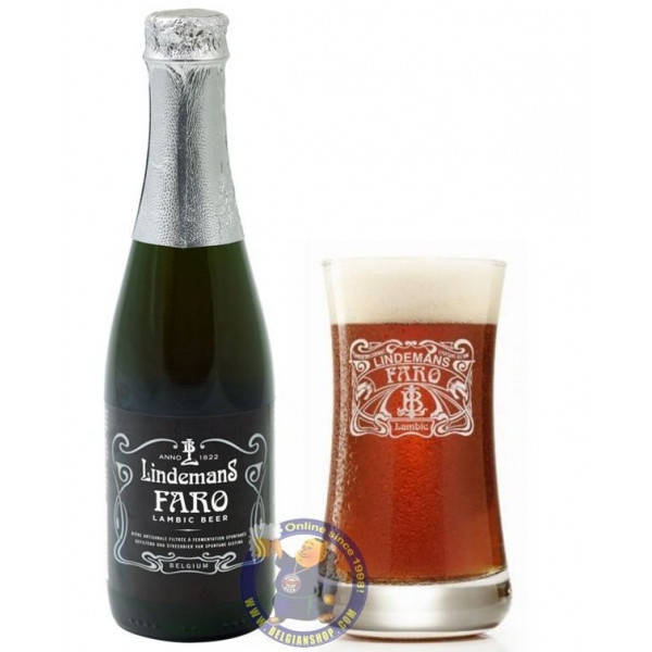 Buy-Achat-Purchase - Faro Lindemans 4° - 37,5Cl - Geuze Lambic Fruits -
