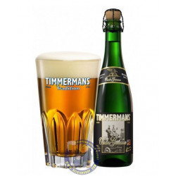Timmermans Tradition Oude Gueuze 5°- 37,5cl - Geuze Lambic Fruits -