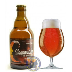 Buy-Achat-Purchase - Slaapmutske Dry-Hopped Lager 5.4° - 1/3L - Special beers -