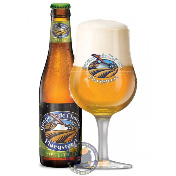 Buy-Achat-Purchase - Queue de Charrue Tripel 9°-1/3L - Special beers -