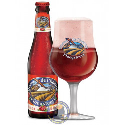 Queue de Charrue Red 8.7° - 1/3L - Geuze Lambic Fruits -