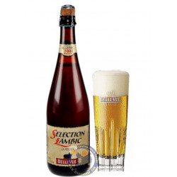 Belle-Vue Selection Lambic Gueuze 1999 - Geuze Lambic Fruits -