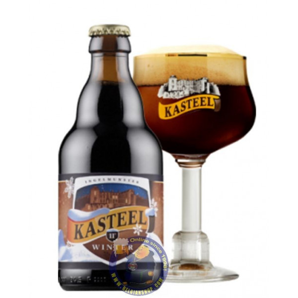 Kasteel Winter 11° - 1/3L - Christmas Beers -