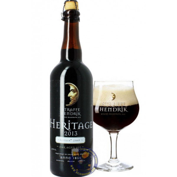 Buy-Achat-Purchase - Straffe Hendrik Heritage 11° - 3/4L - Special beers -