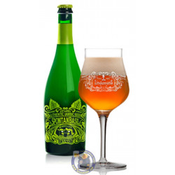 Buy-Achat-Purchase - Lindemans Mikkeller Spontanbasil 5.5° - 3/4L - Geuze Lambic Fruits -