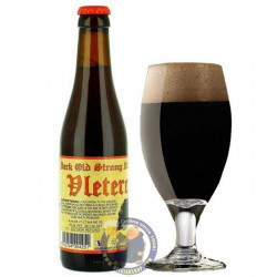 Buy-Achat-Purchase - Vleteren Dark Strong Ale 8° - 1/3L - Special beers -