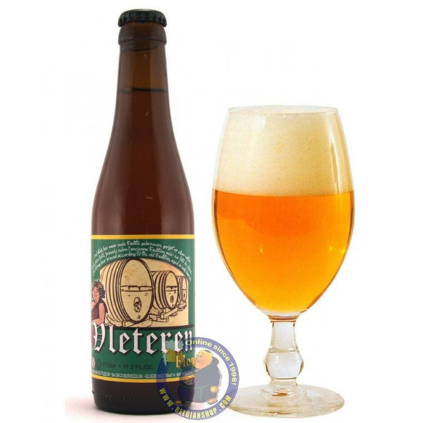 Buy-Achat-Purchase - Vleteren Blond 12° Oak Barrel Aged - Special beers -