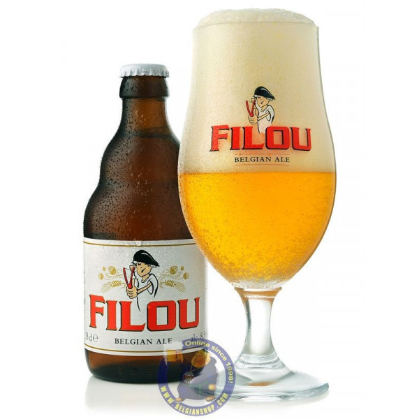 Buy-Achat-Purchase - Filou 8.5° - 1/3L - Special beers -