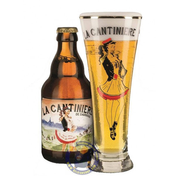 Buy-Achat-Purchase - La Cantiniere 5.5° - 1/3L - Special beers -