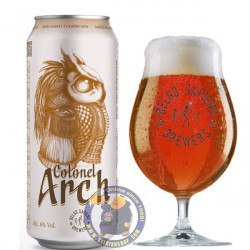 Buy-Achat-Purchase - Belgo Sapiens Colonel Arch 6° - 50CL CAN - Special beers -