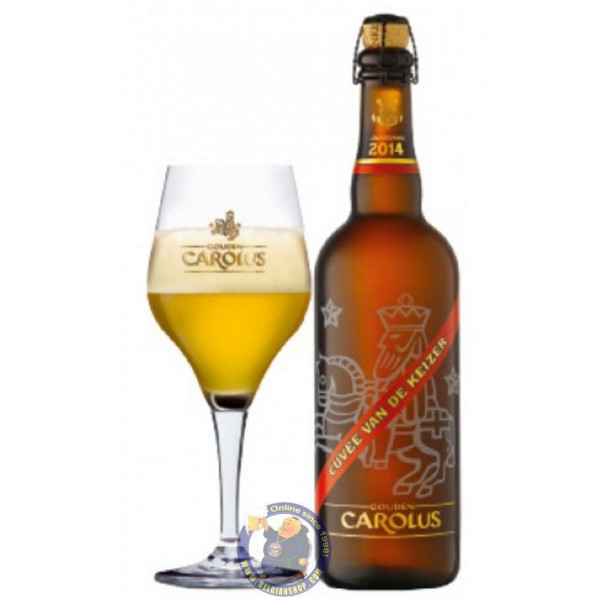 Buy-Achat-Purchase - Cuvée Van De Keizer Imperial Blond 10° - 3/4L - Special beers -