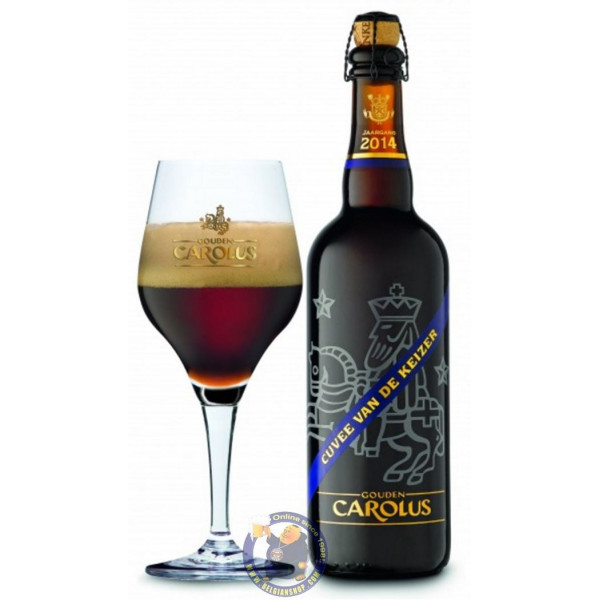 Cuvée Van De Keizer Imperial Dark 11° - 3/4L - Special beers -