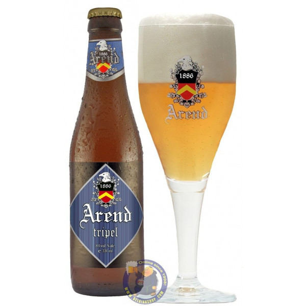 Buy-Achat-Purchase - De Ryck Arend Tripel 8° - 1/3L - Abbey beers -