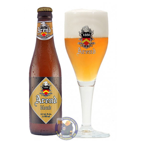 Buy-Achat-Purchase - De Ryck Arend Blond 6.6° - 1/3L - Special beers -