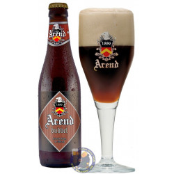 Buy-Achat-Purchase - De Ryck Arend Dubbel 6.5° - 1/3L - Abbey beers -