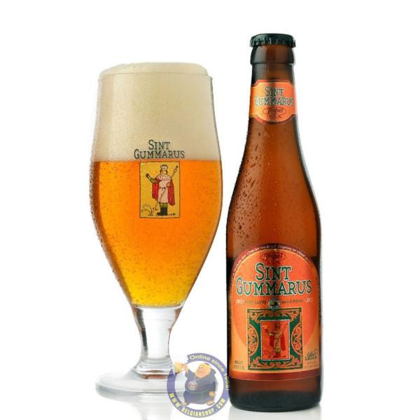 Buy-Achat-Purchase - Sint Gummarus Tripel 8.3° - 1/3L - Abbey beers -