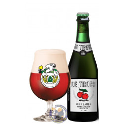 Buy-Achat-Purchase - De Troch Oude Kriek 5.5° - 37,5cl - Geuze Lambic Fruits -