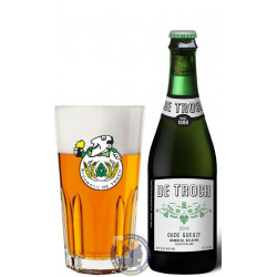 Buy-Achat-Purchase -  De Troch Oude Geuze 5,5° - 37,5cl - Geuze Lambic Fruits -