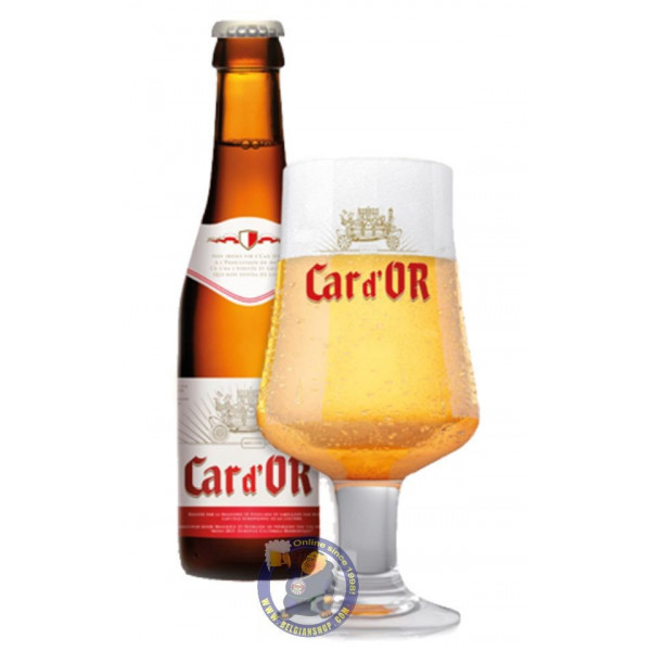 Buy-Achat-Purchase - Car D'Or 6.5° - 1/3L - Special beers -