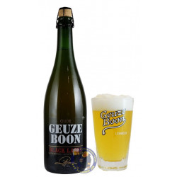 Boon Oude Geuze Black Label 7° - 3/4L - Geuze Lambic Fruits -