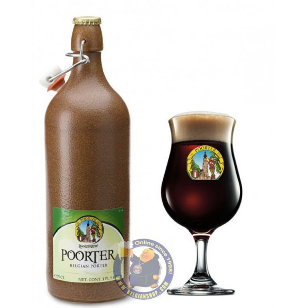Buy-Achat-Purchase - Hoogstraten Poorter 6.5° - 3/4L - Special beers -