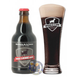 Buy-Achat-Purchase - Lienne Noire 5.5° - 1/3L - Special beers -
