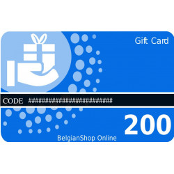 Gift card 200 - Gift Card 2 -