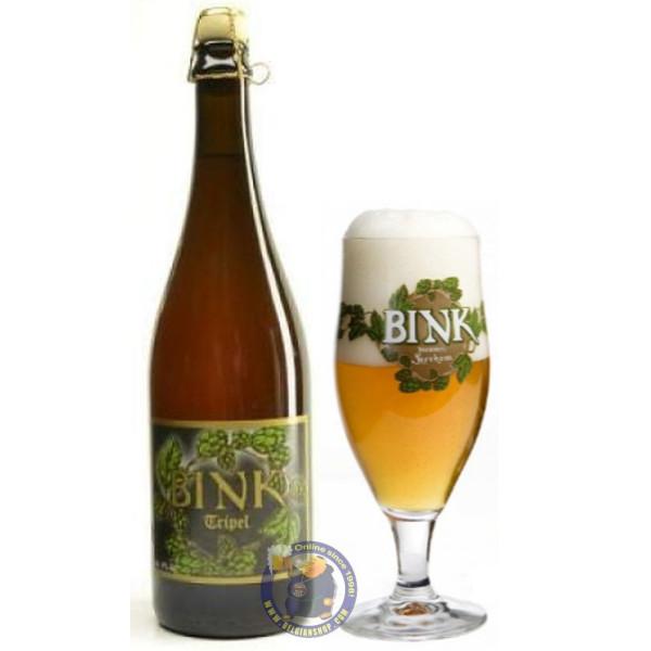 Buy-Achat-Purchase - Kerkomse Bink Triple 9° - 3/4L  - Special beers -