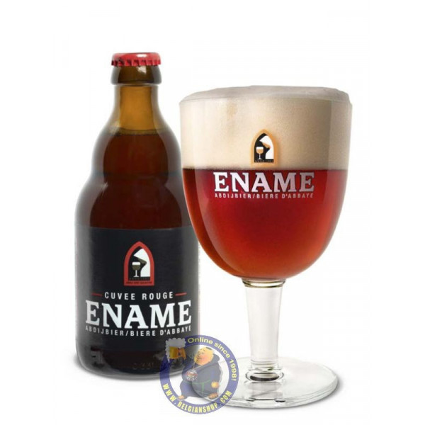 Buy-Achat-Purchase - Ename Cuvee Rouge 7° - 1/3L - Geuze Lambic Fruits -