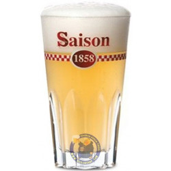 Du Bocq Saison 1858 Glass - Glasses -